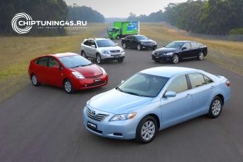 Калибровка прошивок для бензиновых и дизельных  автомобилей Toyota | Lexus | Hino